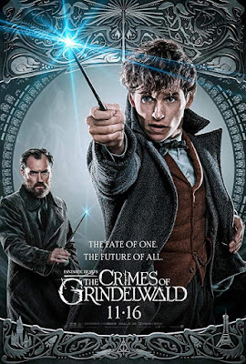 Fantastic Beasts The Crimes of Grindelwald [2018] [DVDR] [R1] [NTSC] [Latino]