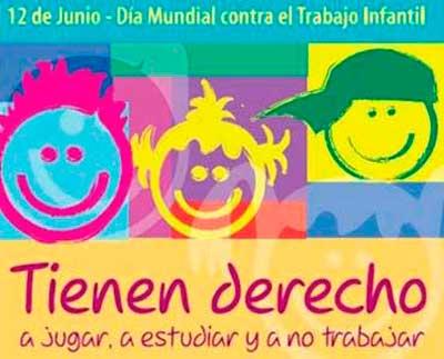 Mi Sala Amarilla Dia Mundial Contra El Trabajo Infantil