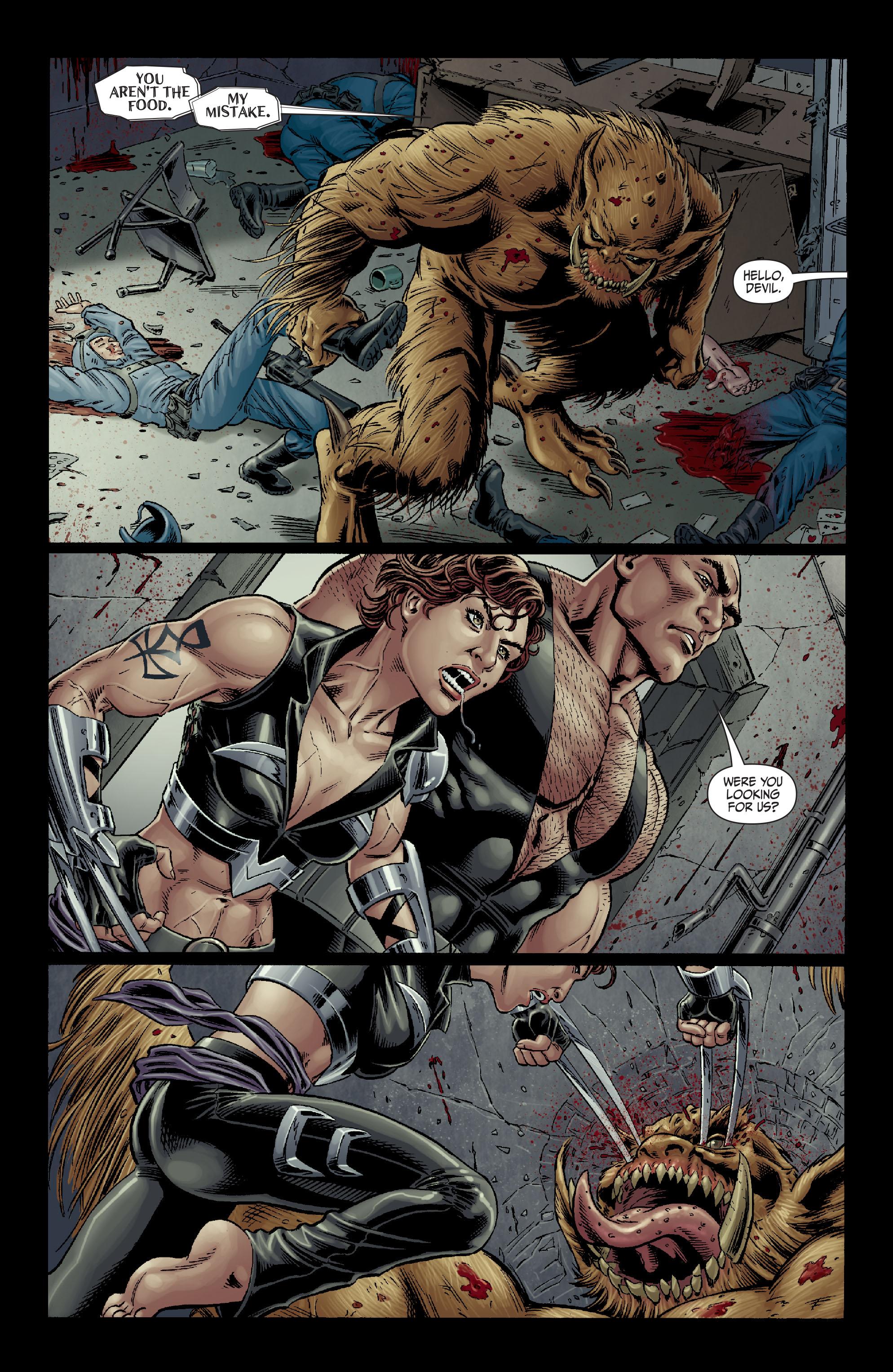 Read online Secret Six (2008) comic -  Issue #14 - 11