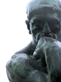 Filosofia per la vita - Il pensatore.