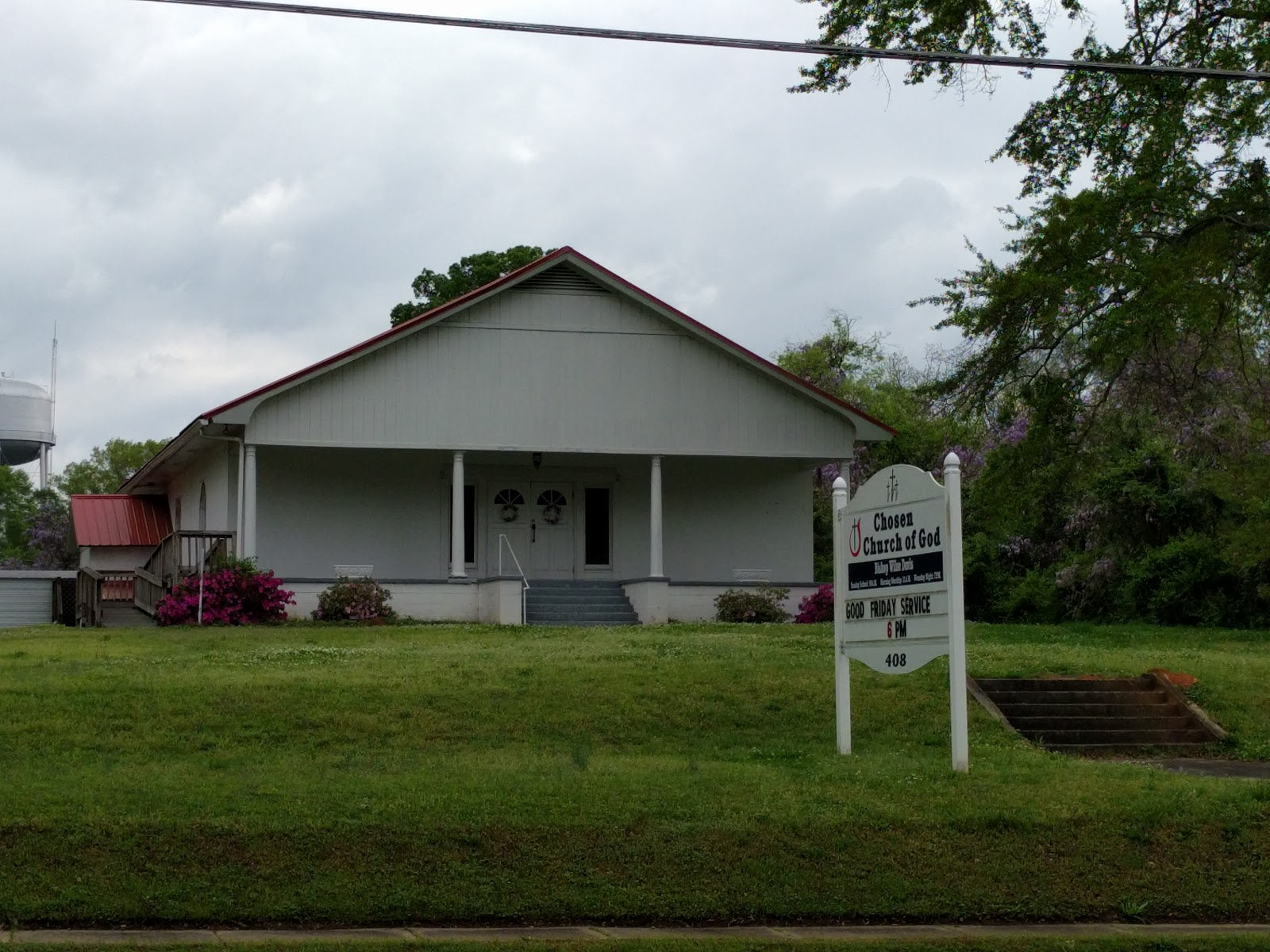 church and states churches in chosen church of god across the street from all angels