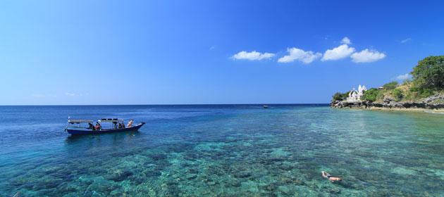 Wisata Pulau Manjangan Singaraja Bali