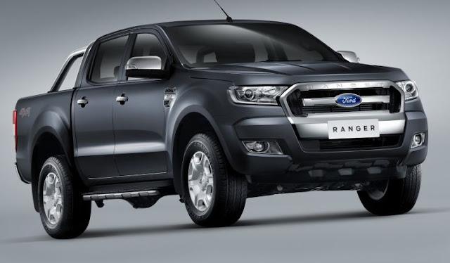 Báo cáo Ford Ranger là trở lại trong năm 2019