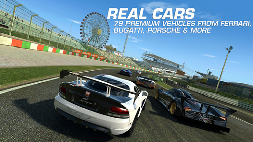 Real Racing 3 Game Review