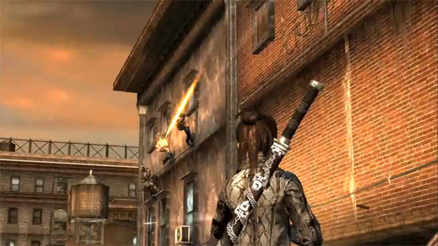 Devil's Third Download Game