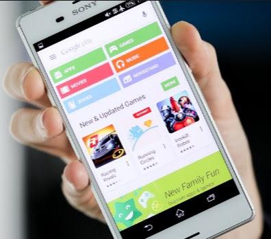 Mengatasi Google Play Sering Error