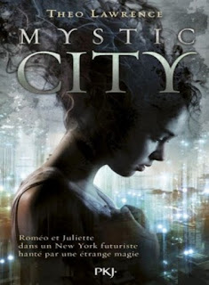 Couverture - Mystic City - Theo Lawrence