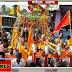 मुरलीगंज में हजारों की संख्या में लोगों ने लिया रामनवमी शोभायात्रा में भाग