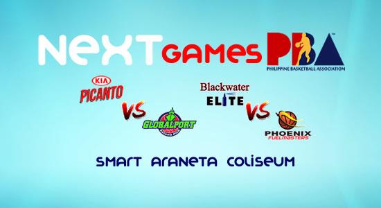 List of PBA Games: February 21 at Smart Araneta Coliseum 2017-2018 PBA Philippine Cup