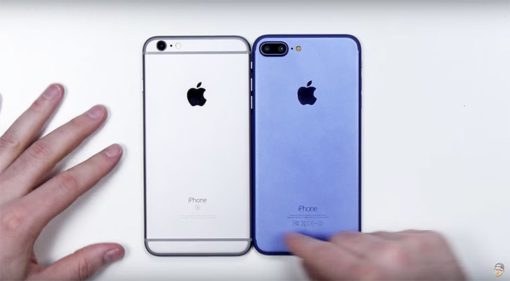 042276436ce Se filtra un video del iPhone 7 Plus antes de su presentación