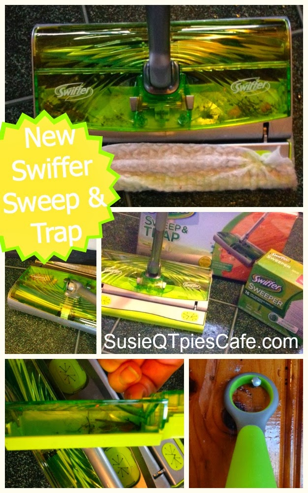 SusieQTpies Cafe: Get The Floors Clean Today With Swiffer