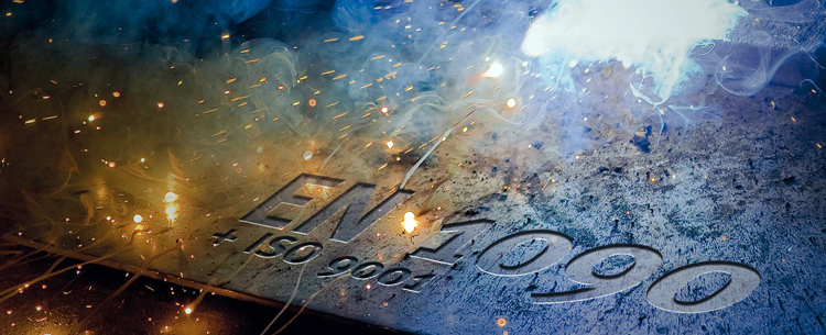 EN 1090 + ISO 9001 – основополагающие стандарты для производства металлических конструкций и изделий экспортируемых в страны ЕС