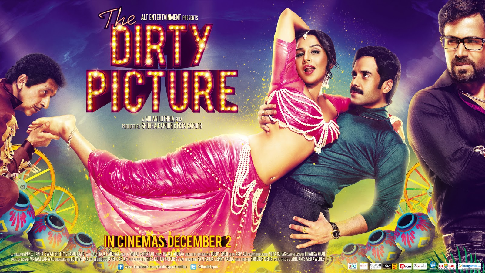 the dirty picture (2011) watch full movie online - sky songs