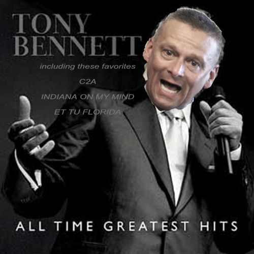 Image result for big education ape tony bennett