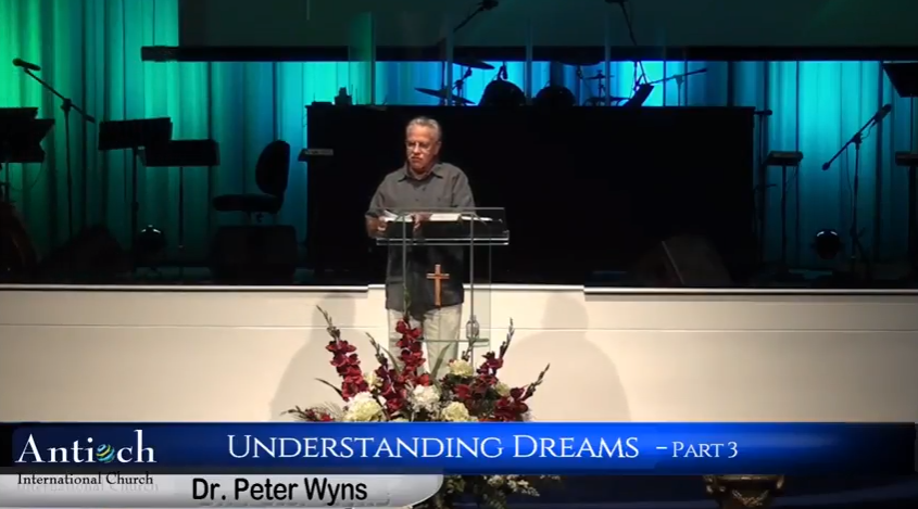 Love For His People: Understanding Dreams Part 3 - Dr Peter Wyns