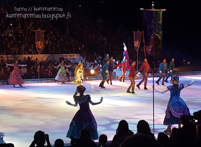 disney on ice frozen 2016 helsinki finland hartwall arena