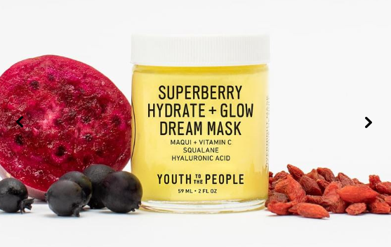 Review: Youth to the People Superberry Hydrate + Glow Dream