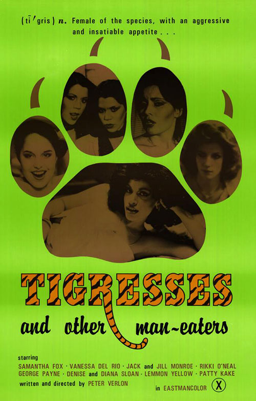 tigresses and other maneaters
