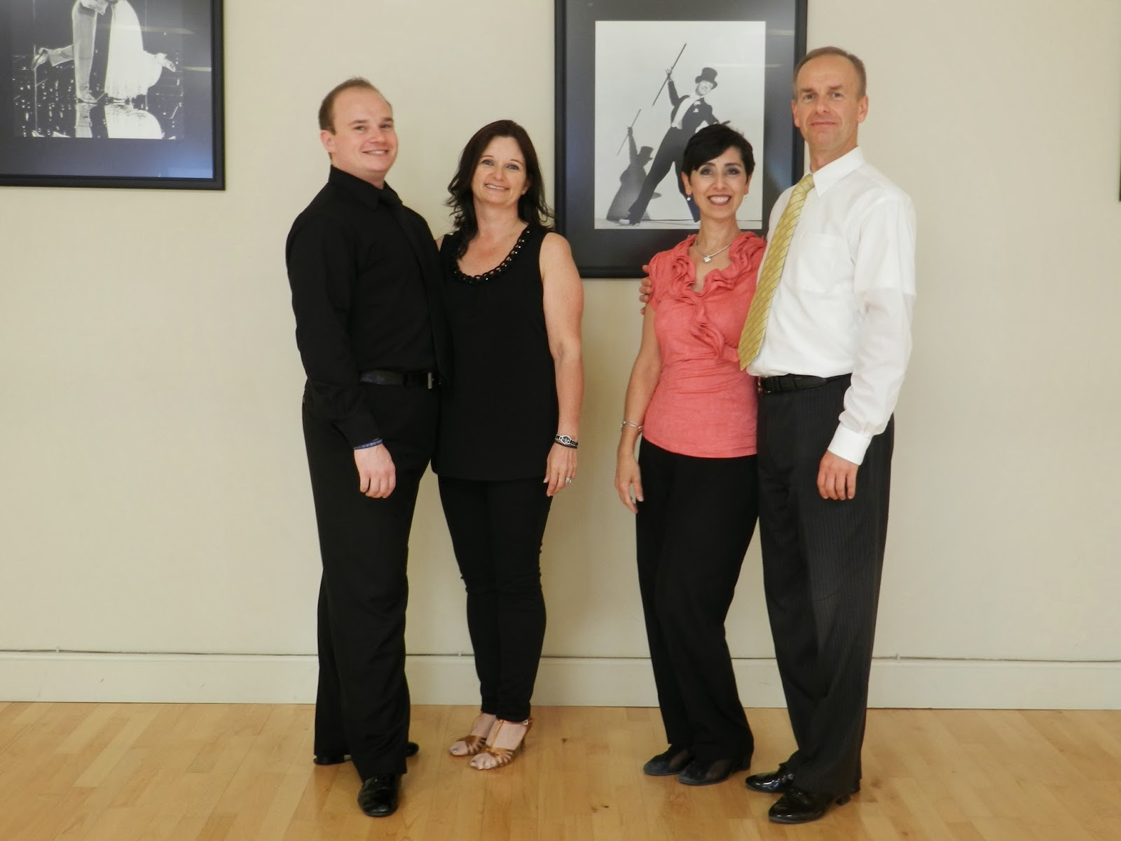 Fred Astaire Dance Studio Blog: 'It's Good to Give Back