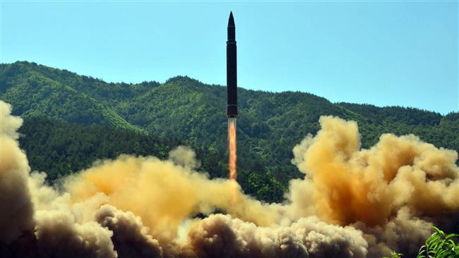 Tokyo says North Korea may have fired missile toward Japan