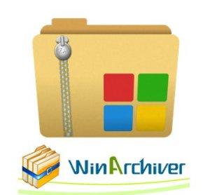 WinArchiver 4.6 Portable Free Download