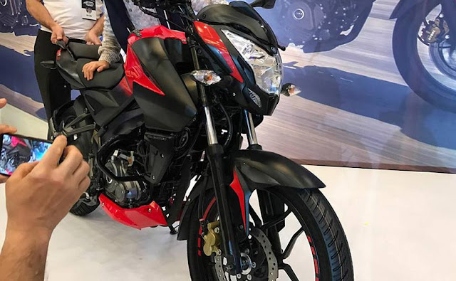 Bajaj Pulsar NS160 To Be Launched