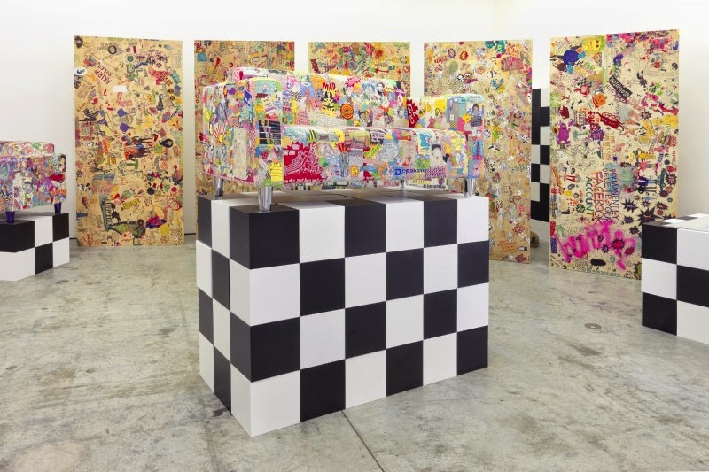 Rob Pruitt at Gavin Brown