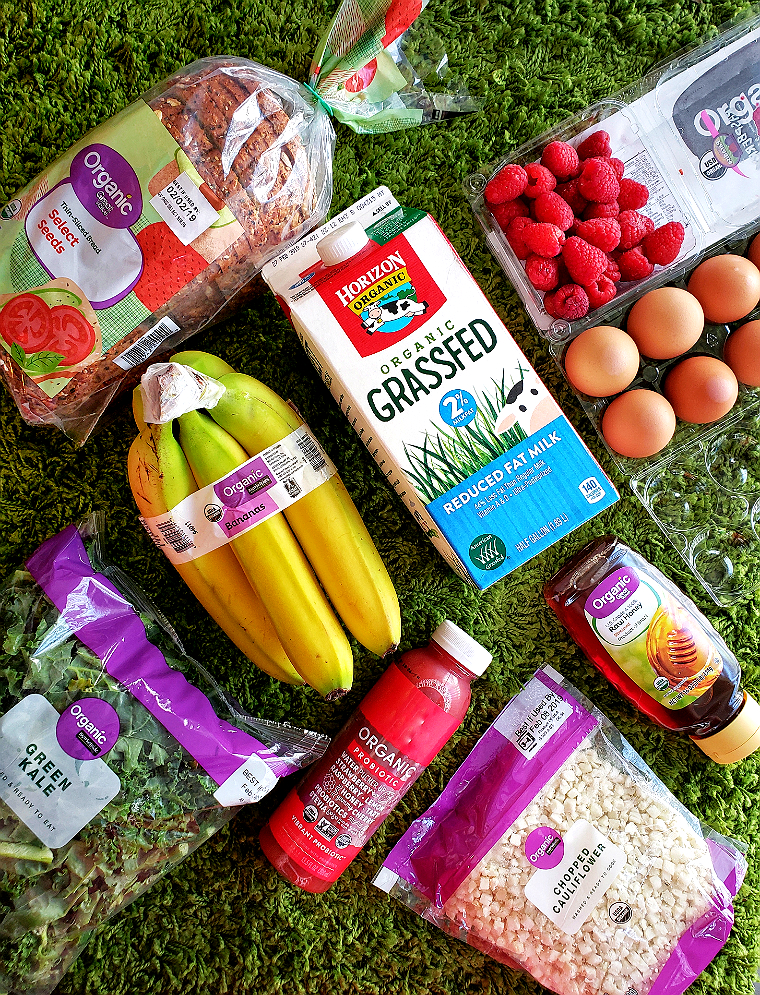 Shopping Walmart For Organic Groceries Is Always An Exciting Treasure Hunt As More And Items Are Being Added Every Week