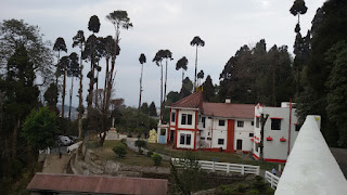 The Japanese Temple, Darjeeling