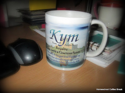 Homeschool Highlights - Personalities  on Homeschool Coffee Break  @ kympossibleblog.blogspot.com