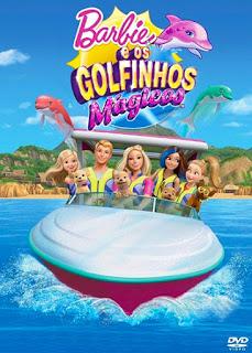Barbie e Os Golfinhos Mágicos - DVDRip Dublado