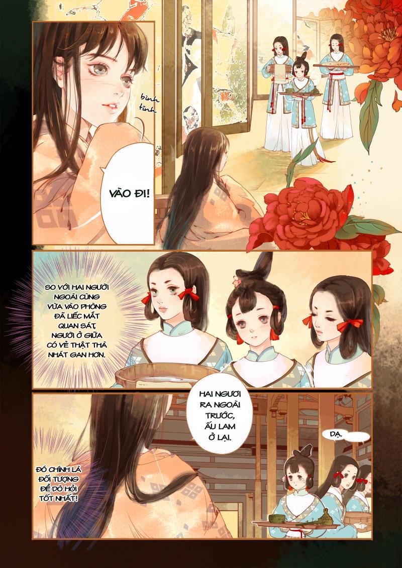 Phượng Tù Hoàng Chapter 1 - Trang 17