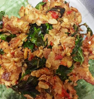 Resep dan cara membuat sambal tempe kemangi