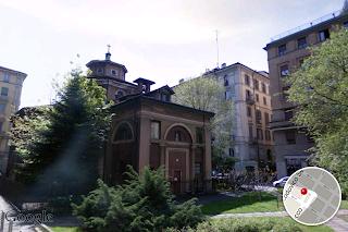 La Milano Spagnola  Casa de Espaa Miln Corso di