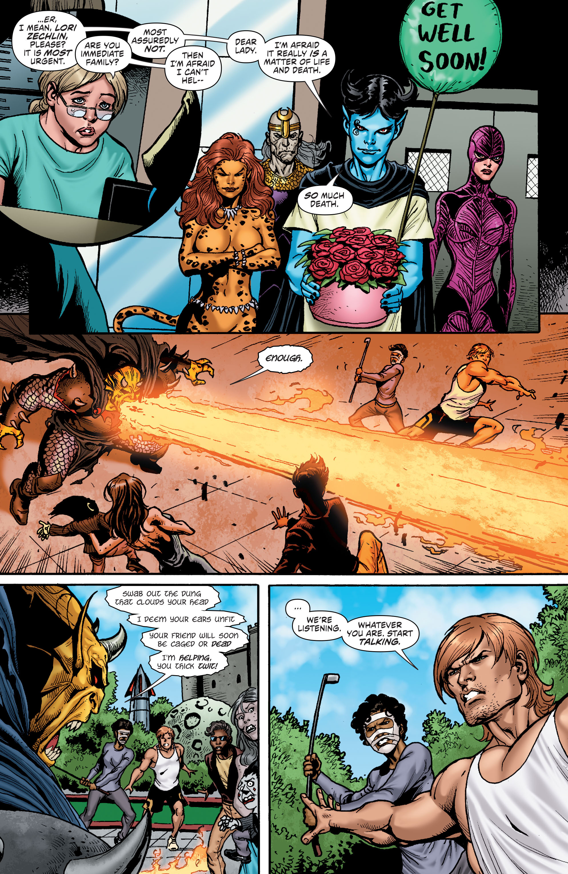 Read online Secret Six (2015) comic -  Issue #7 - 18