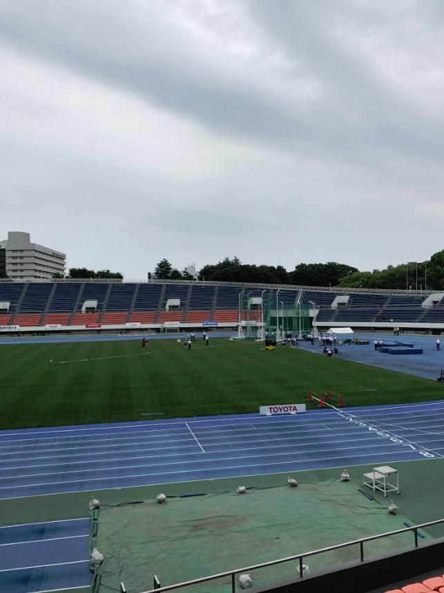 STAFF 桝徳: 駒沢オリンピック公...