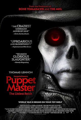 Puppet Master The Littlest Reich 2018 English 250MB WEB-DL ESubs 480p