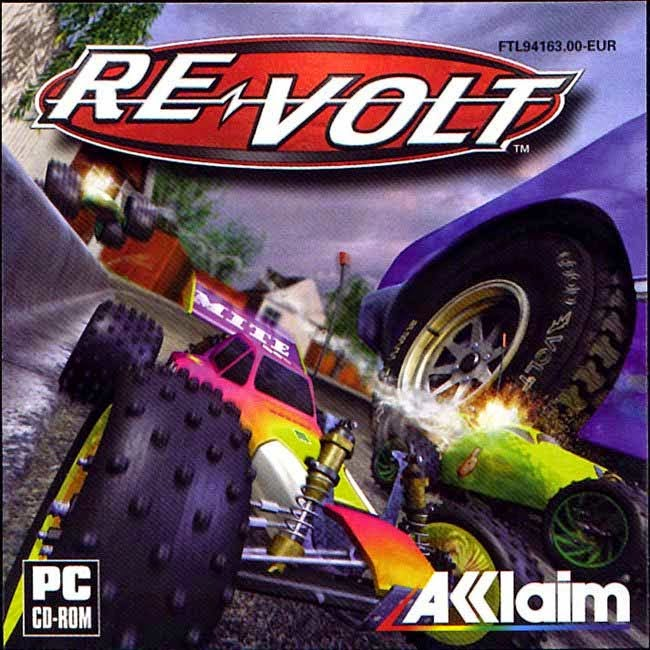 تحميل لعبة Revolt برابط مباشر