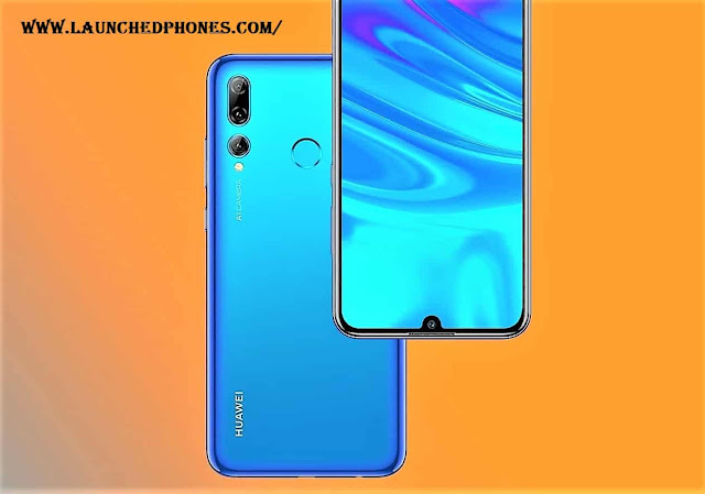 camera setup on the bring upward too this mobile telephone contains a H2O Huawei P Smart Plus 2019 launched officially