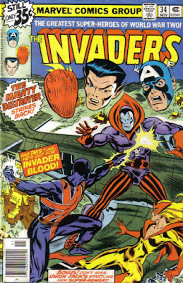 Invaders #34, the Destroyer