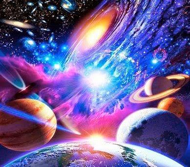 o universo em movimento