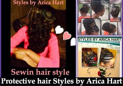 Hair Blogger
