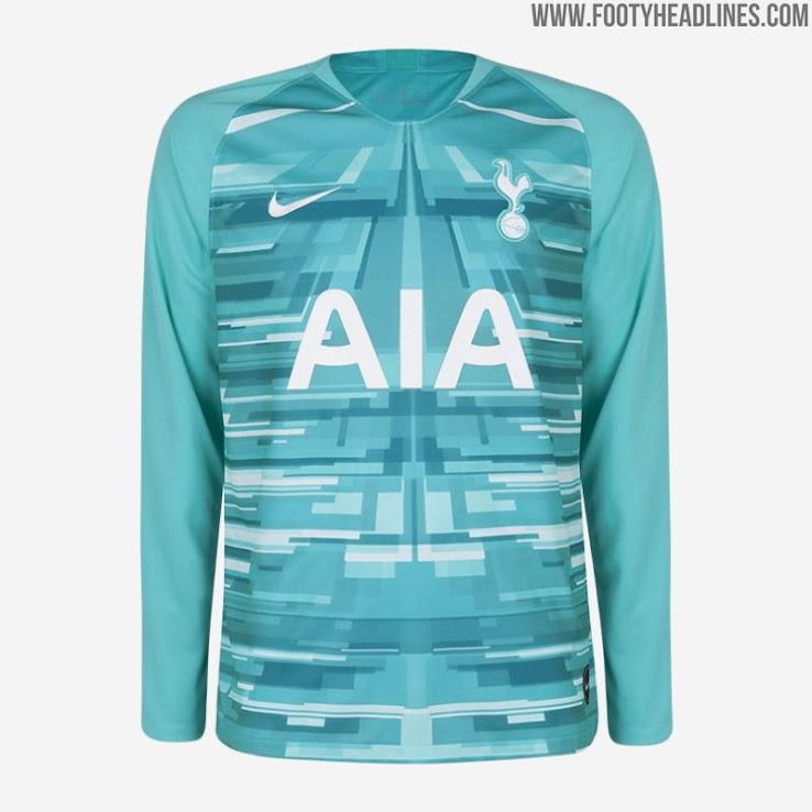 free shipping 2cb75 18ea1 Tottenham Hotspur 19-20 Goalkeeper Kit Released - Footy ...