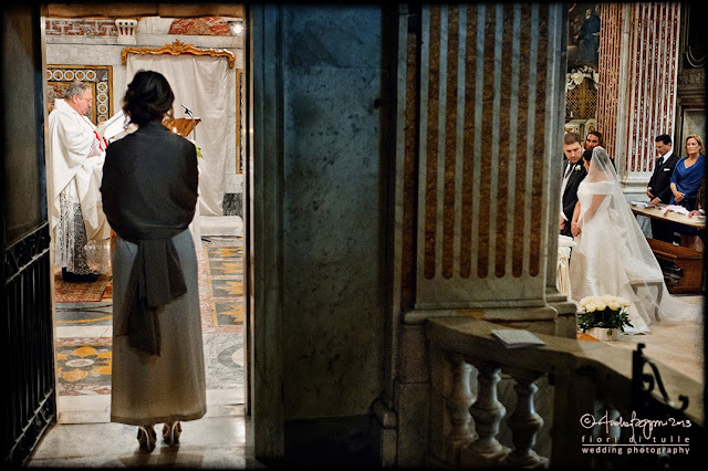 foto matrimonio Santa Maria Assunta Camogli
