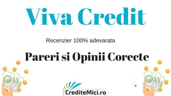 Pareri Despre VivaCredit.ro
