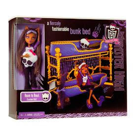 MH G1 Playsets Clawdeen Wolf Doll