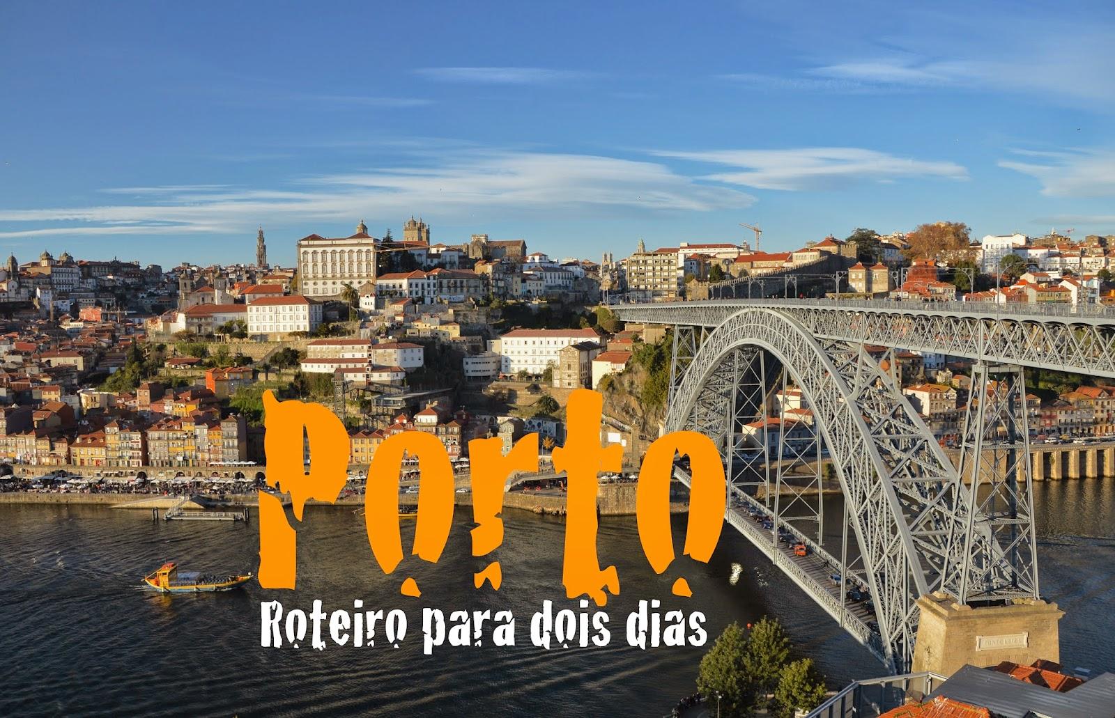 O que visitar no Porto, Roteiro