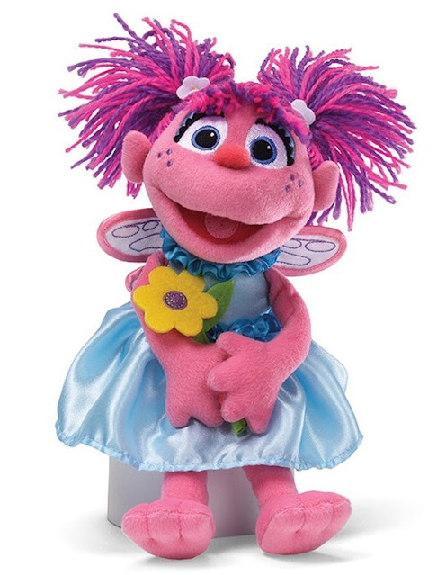 Sesame Street's Abby Cadabby Plush Toy or Doll
