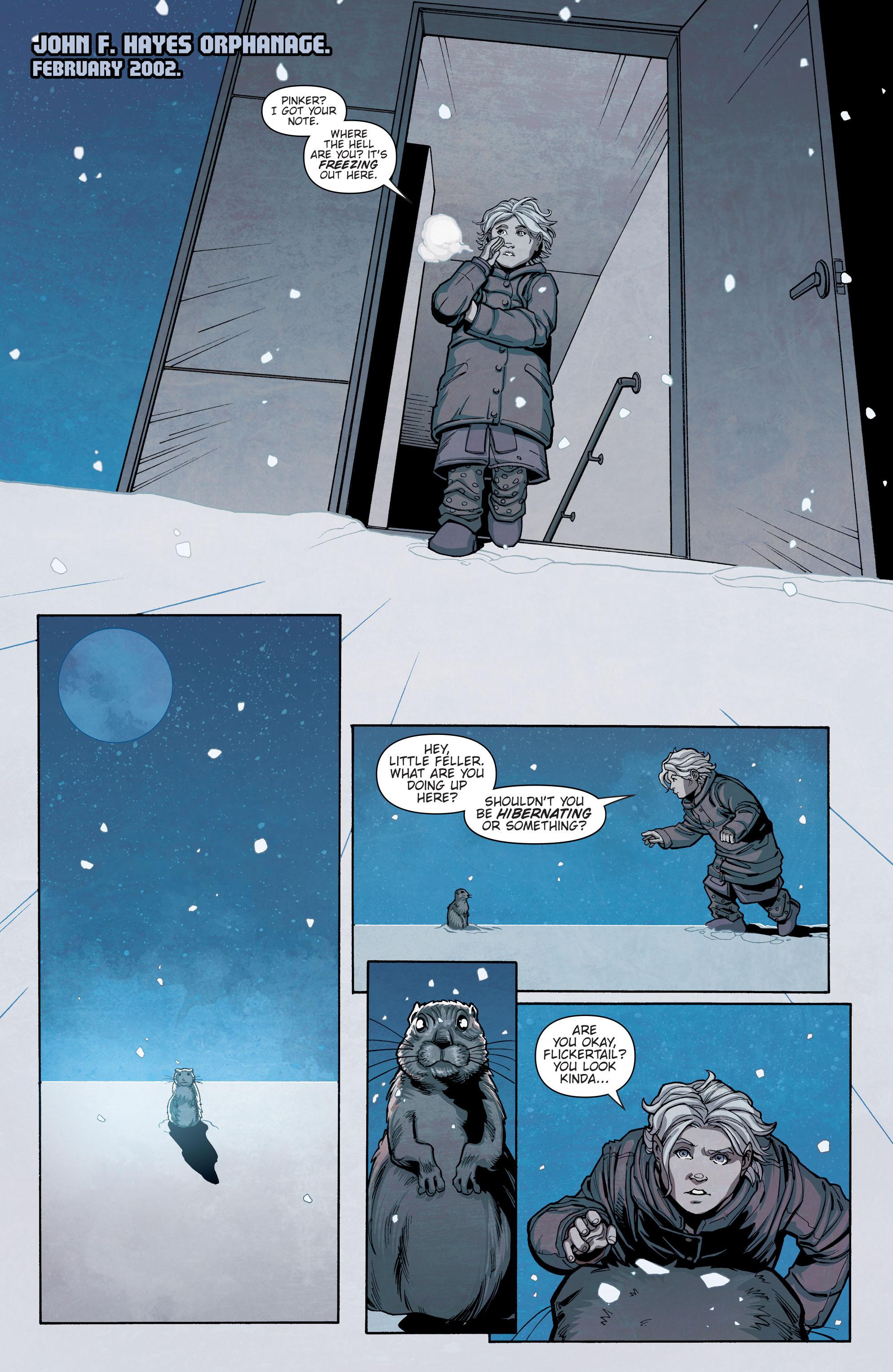 Read online Slash & Burn comic -  Issue #2 - 17