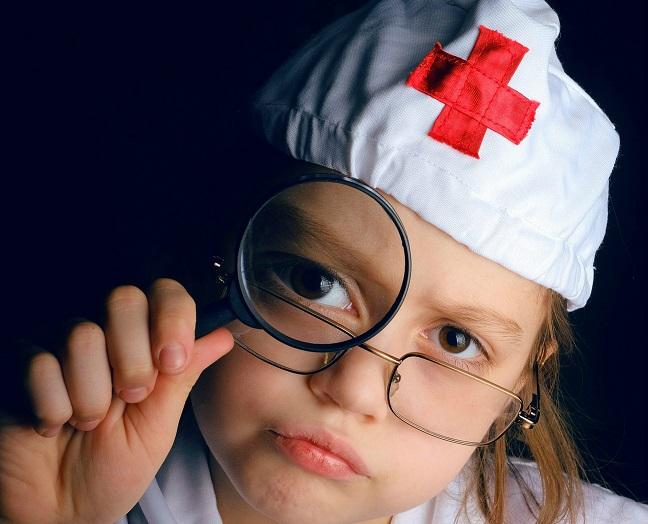 zabawa w pielęgniarkę i lekarza co kupić dziecku